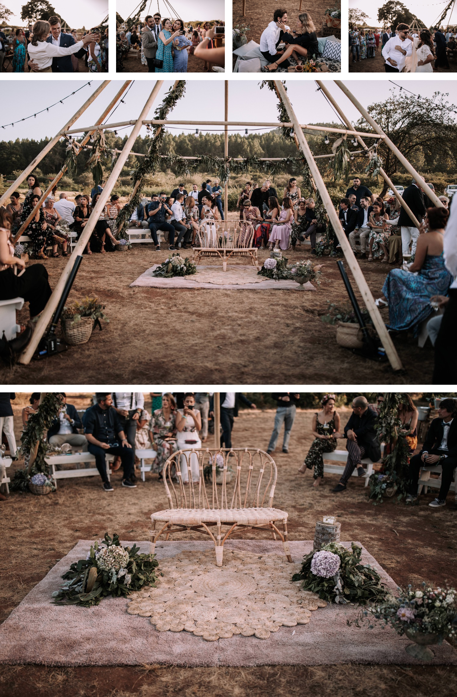 Finca Don Leandro, organización boda tenerife