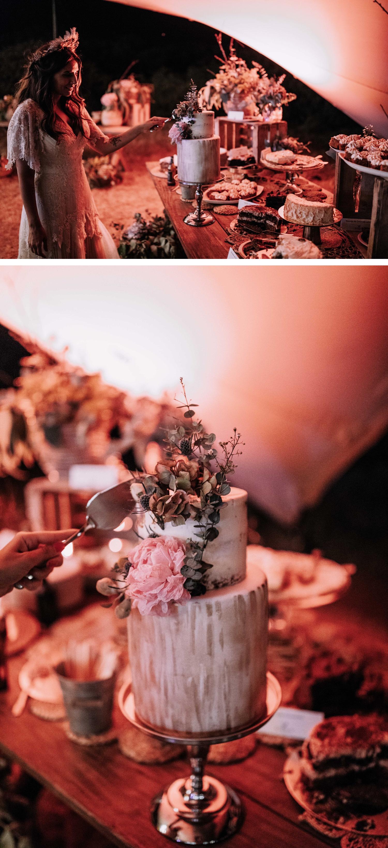 Freeheart cooking, tarta de boda tenerife