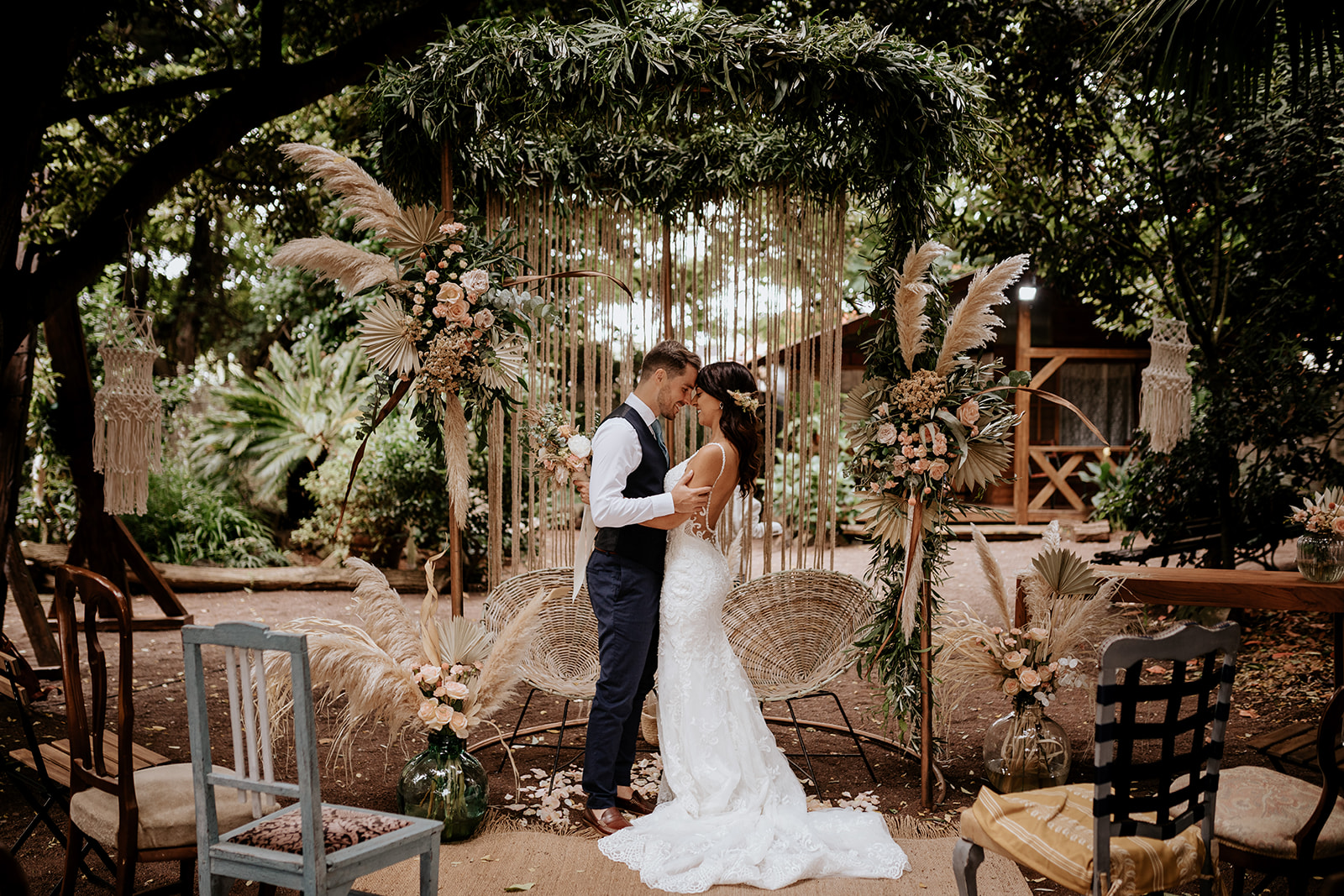 Wedding in Tenerife - Alternative Wedding - Boho style tenerife