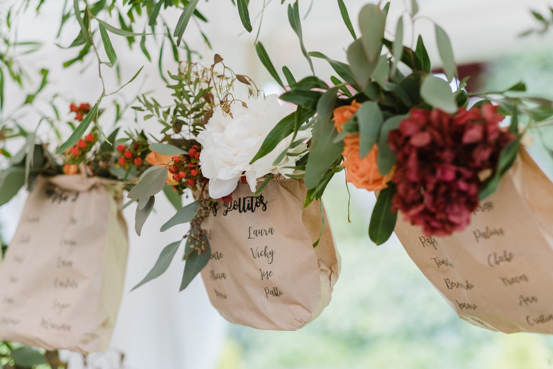 Laura & Adal | Rustic Romantic | Jardines de Franchy
