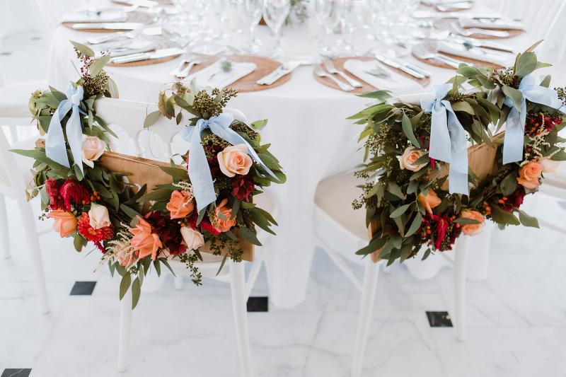 Decoración Mesa Novios D-bodas.com