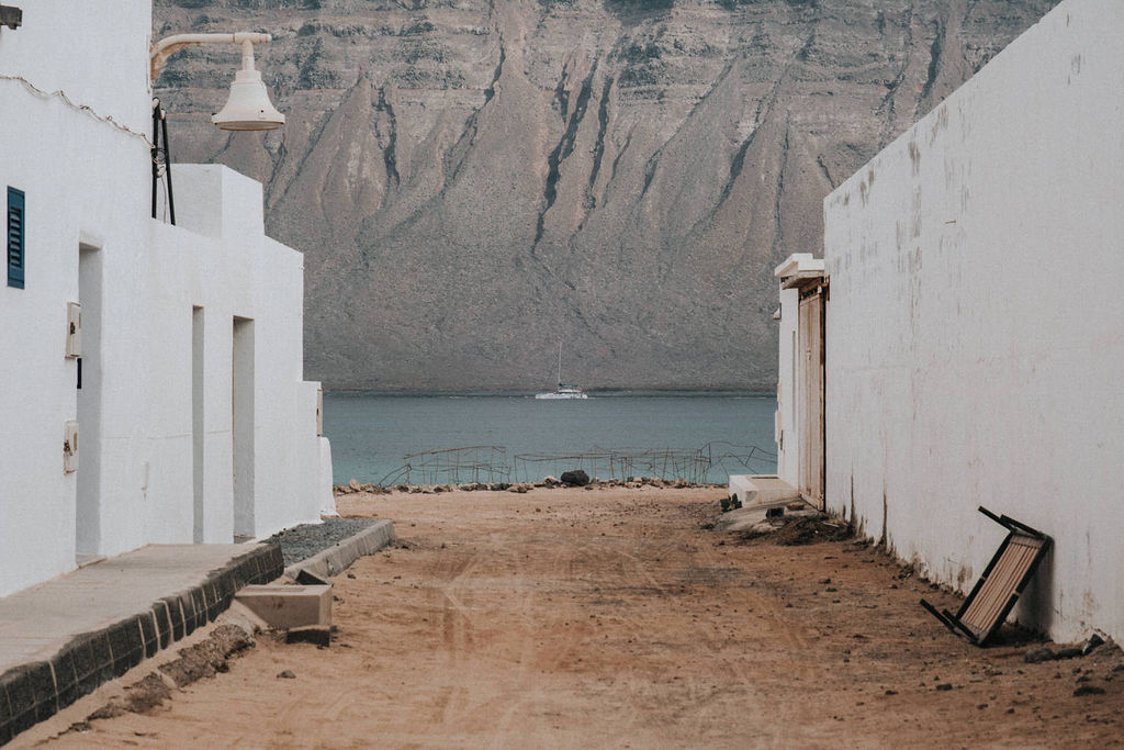 Wedding in La Graciosa