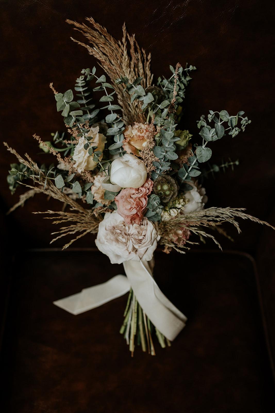 Bride´s Bouquet Boho Style