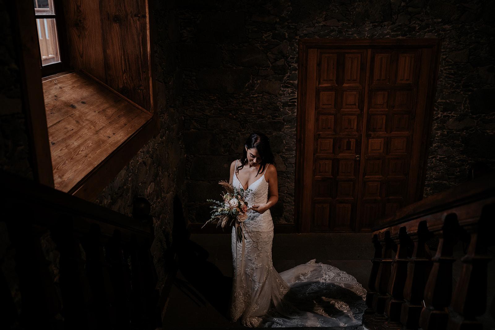 Bride Ramo de Novia Boho